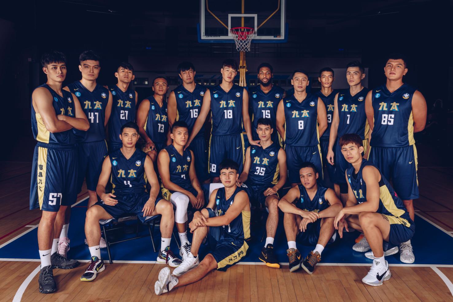九太科技籃球隊