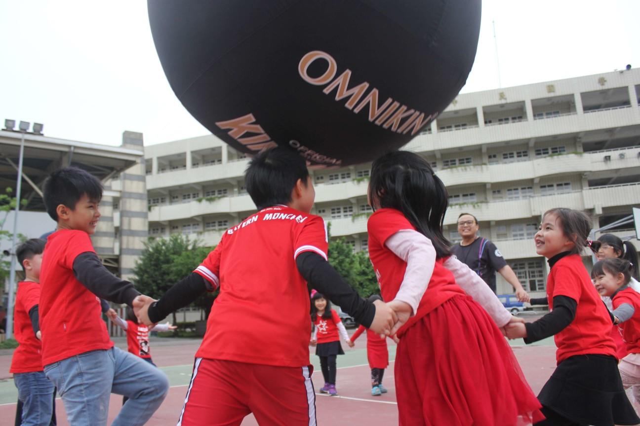 「孩子,我會給你更好的世界。」台灣健球推廣者邱俊嘉