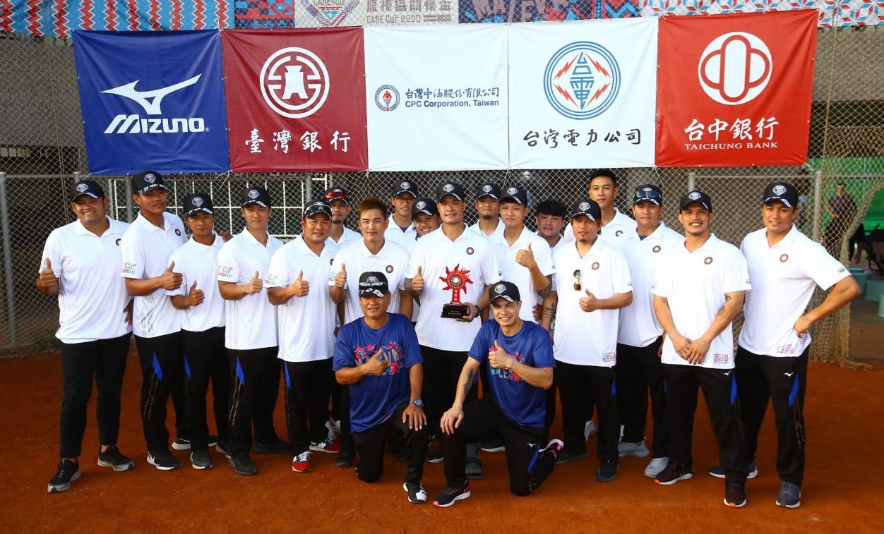 原棒協關懷盃集結許多人的熱血,已成為台灣非官方舉辦最久的棒球賽