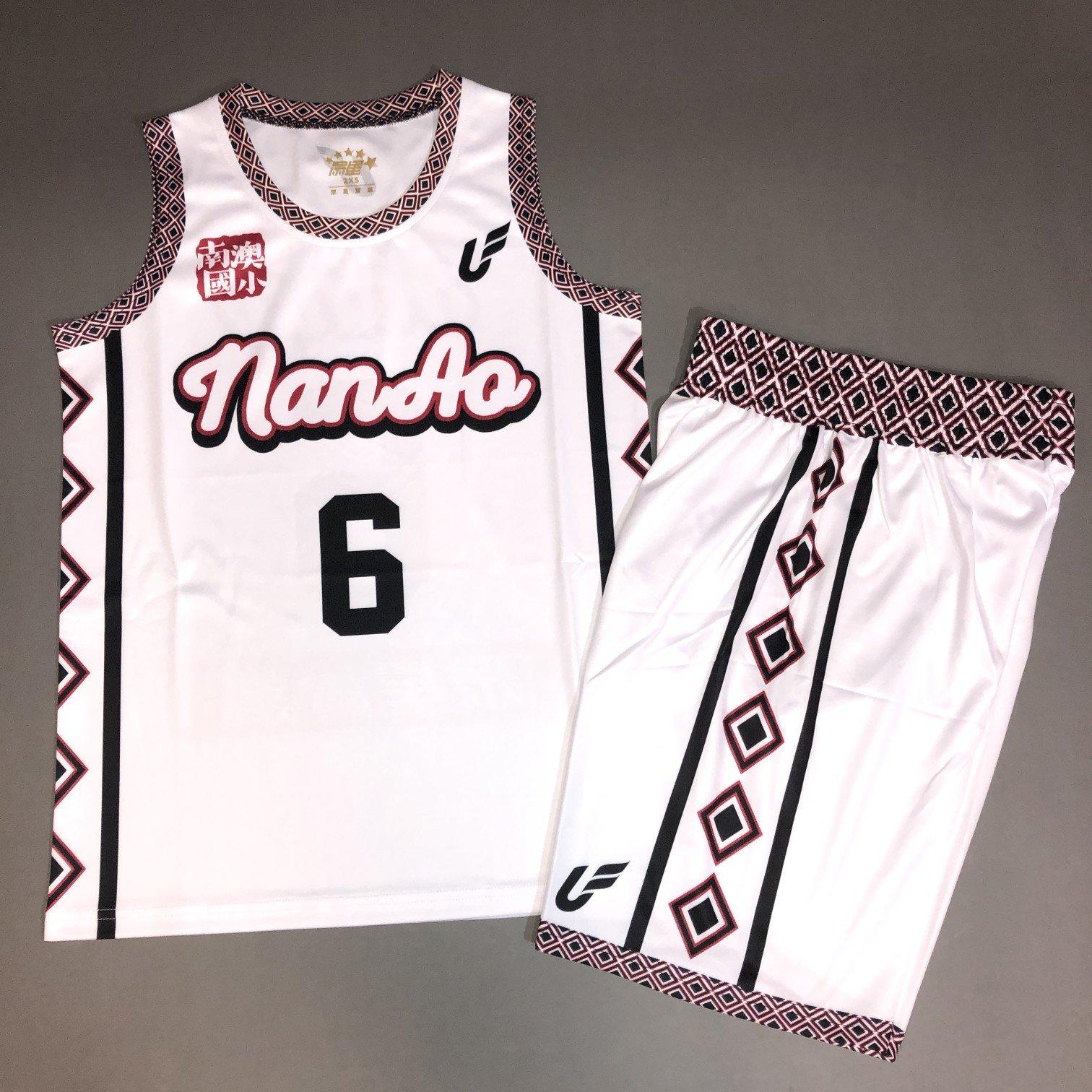 客製化籃球服