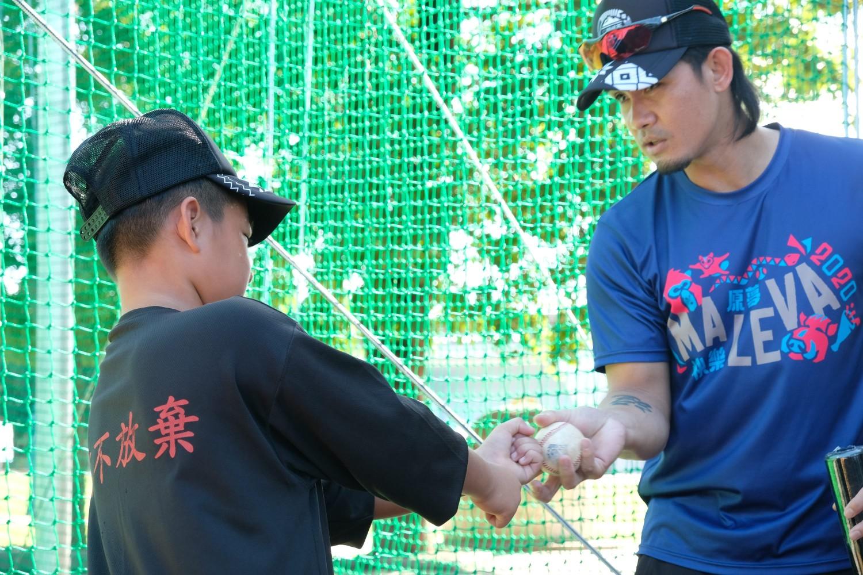 原棒協宗旨在推動東部與偏鄉(原民地區)的棒球發展