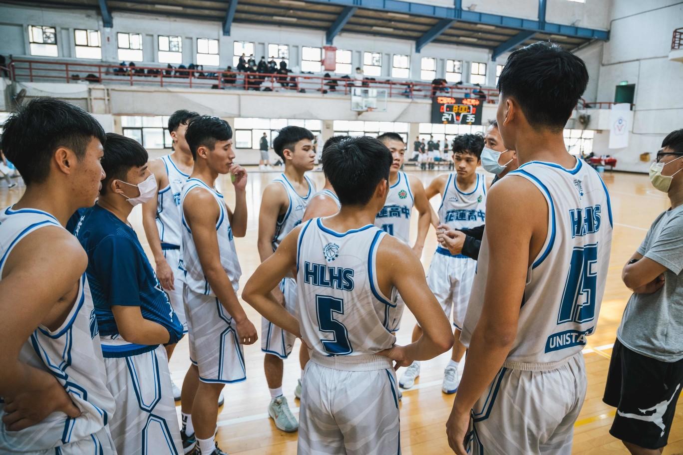 花蓮高中籃球隊