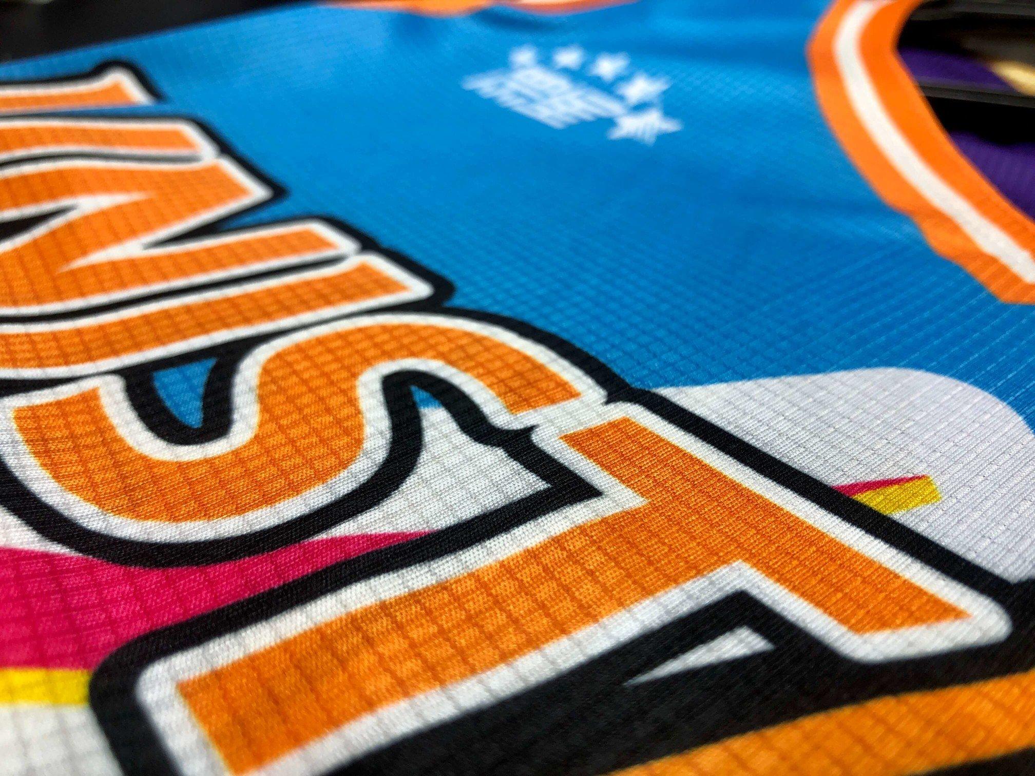 Unistar眾星實業「90g超輕量材質」雙面籃球衣專用機能布
