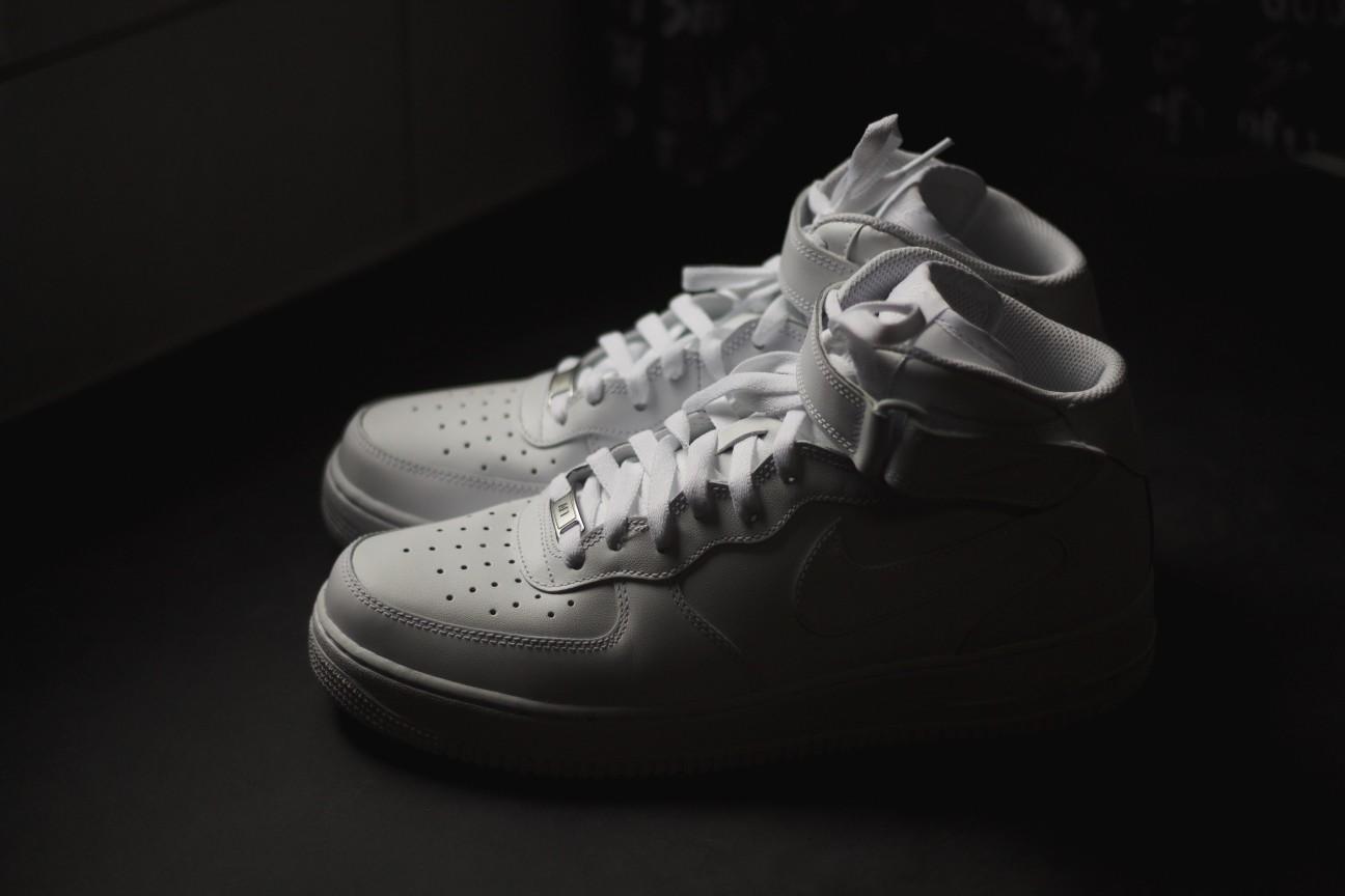 NIKE經典球鞋 AirForce1 你不知道的事