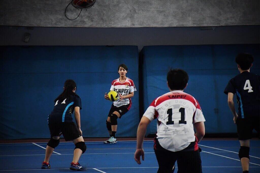 TAIPEI DODGEBALL TEAM