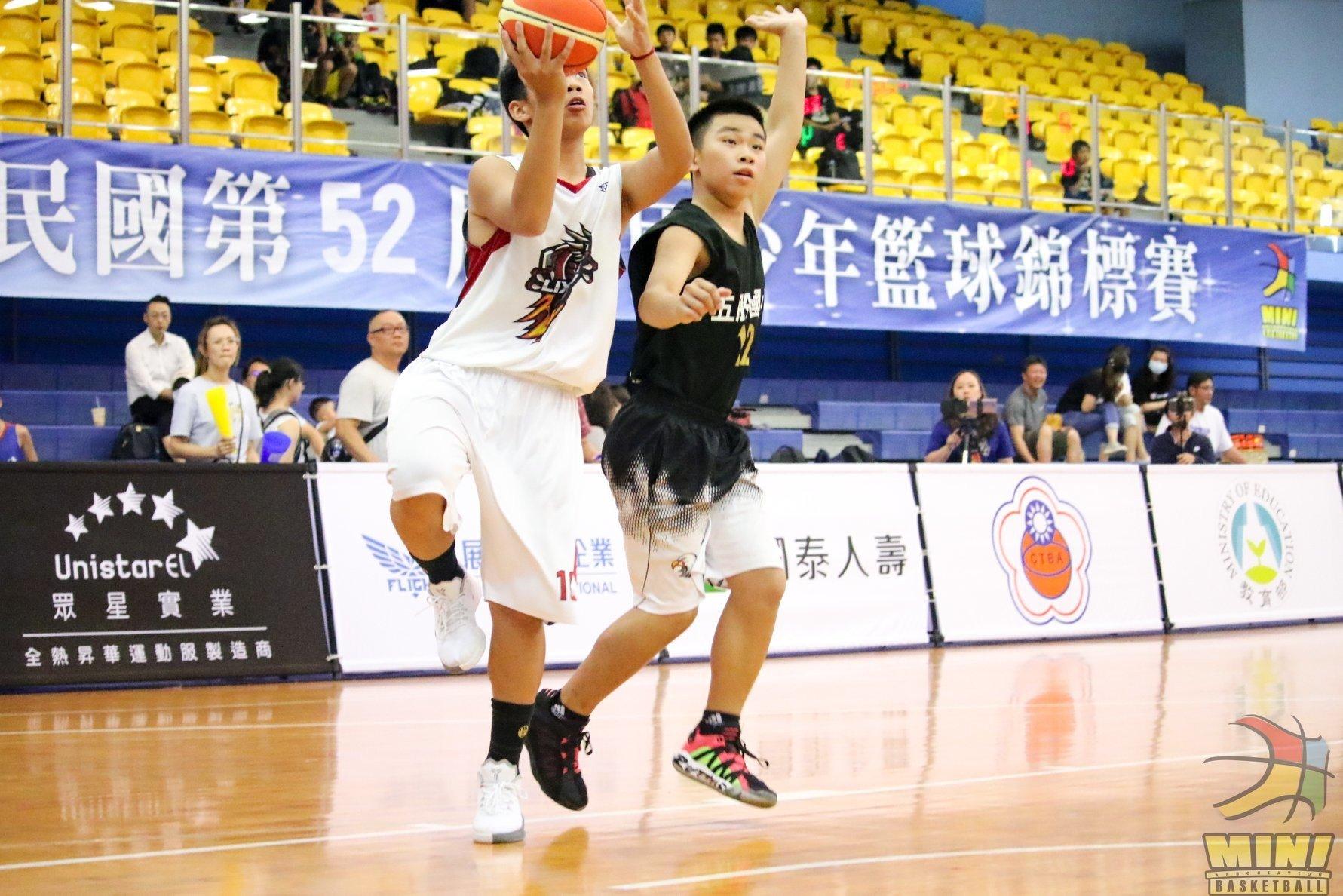 中華民國少年籃球發展協會