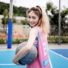 「籃球是熱情,是未曾做過的夢想,卻是現在生活的重心。」Youtuber 靳亨祥 Diana