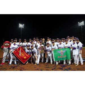108年UBL大專棒球聯賽甲一冠軍賽》開南大學力克國體大奪冠