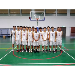 CGU長庚大學籃球校隊熱昇華客製設計籃球服