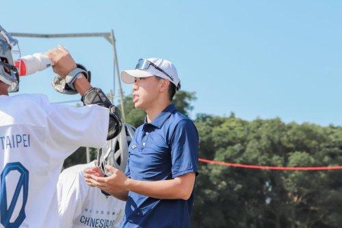 飄洋過海,香港男孩與台灣袋棍球推廣之路 中華民國袋棍球運動協會發展部經理 關梓樺專訪