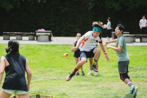 Roundnet! 物理治療師的圓網球奇遇:專訪台灣圓網協會理事長彭建皓