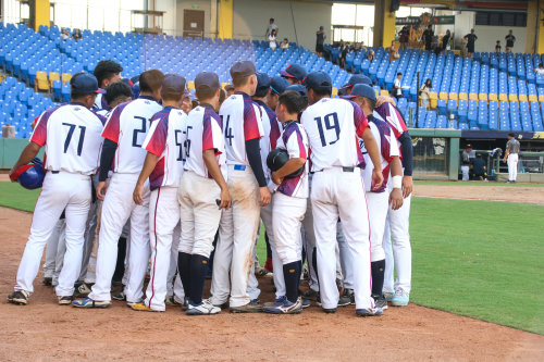 UBL大專棒球明星隊 x 2020中華職棒二軍交流盃賽 全客製化棒球服