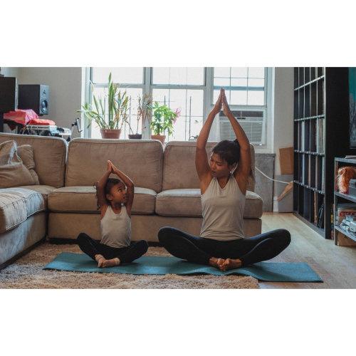 居家儀式感不能少!在家運動你應該知道的三件小事