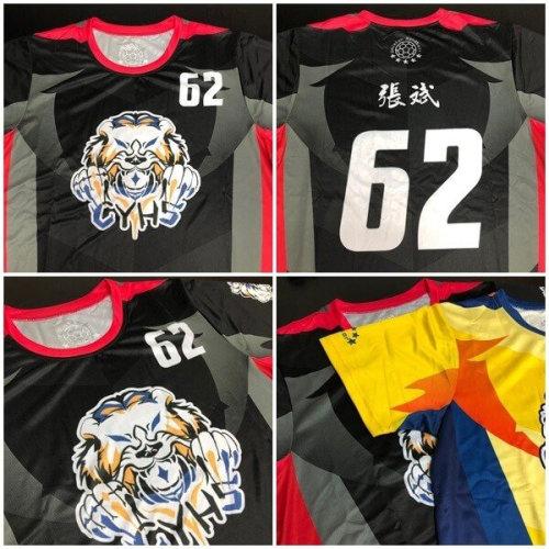 成淵高中x台北市手球聯隊代表隊全熱昇華客製化球衣