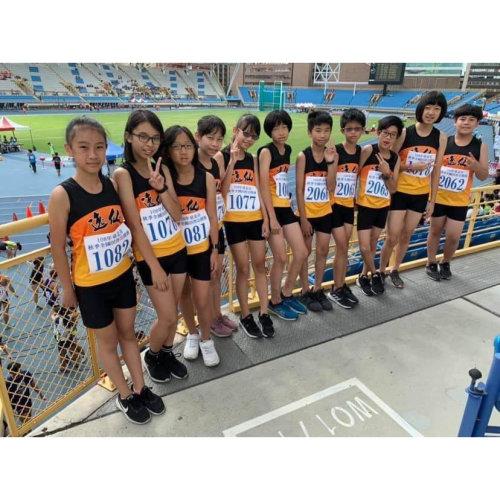 108年臺北市秋季盃全國田徑公開賽