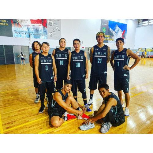 宥興工程籃球隊