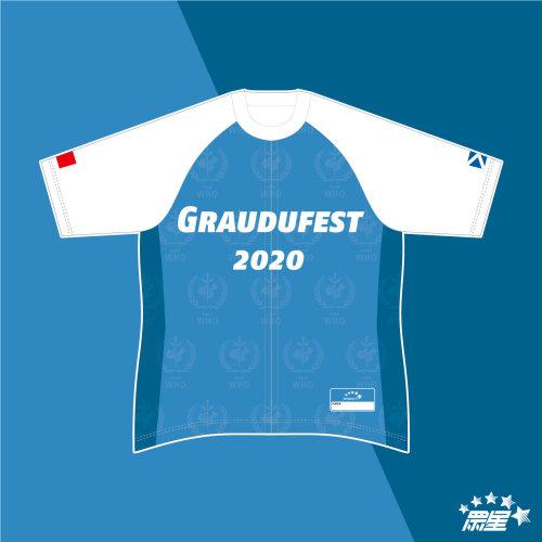 《GRAUDUFEST》全客製化設計萊卡車衣