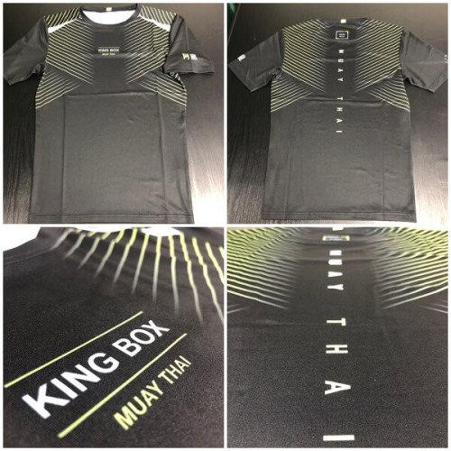 King Box泰拳館客製化會員運動服