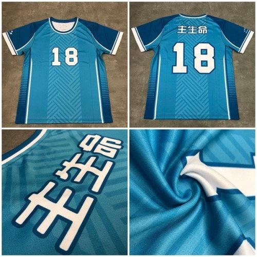 CGM基督教福音宣教會客製化排球服