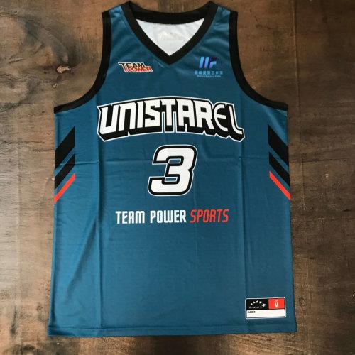 Team Power 運動聯盟共同攜手打造全新客製化籃球服