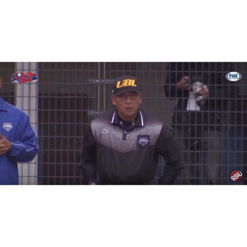 UBL大專棒球聯賽特製裁判服霸氣響哨