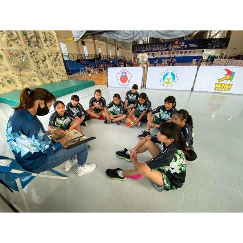 群山環繞的溫柔力量-南澳國小女子籃球隊