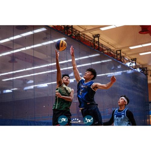 把握機會:Now Or Never Basketball Club 3on3 香港籃球賽