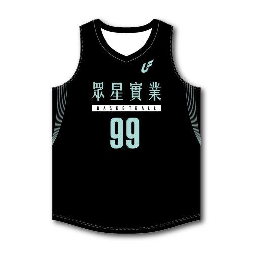 籃球衣 TW2021-018